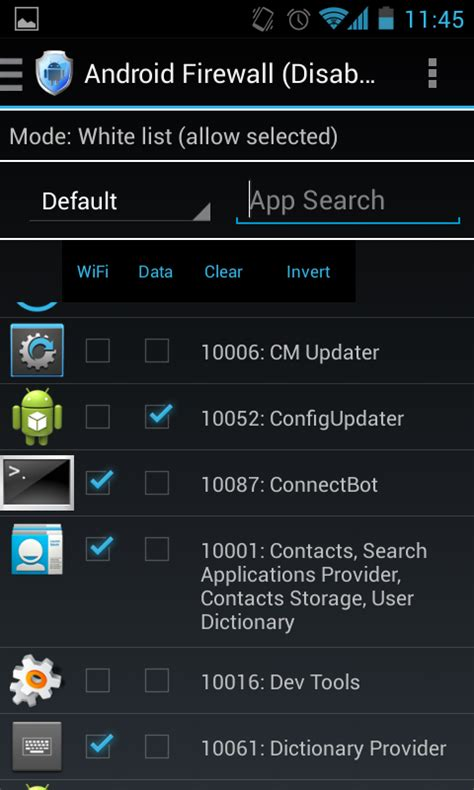 best firewall android 3 best firewall apps for android gui tricks in touch