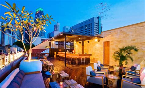 top rooftop bars singapore best rooftop bars in singapore top sky high drinking places aspirantsg food