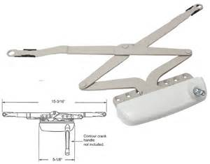 hardware maxim awning window operator hardware