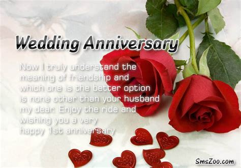 1st wedding anniversary quotes for husband 1st wedding anniversary wishes anniversary quotes sms