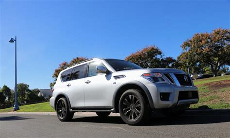 2017 nissan armada platinum conquering the suburban jungle in the 2017 nissan armada