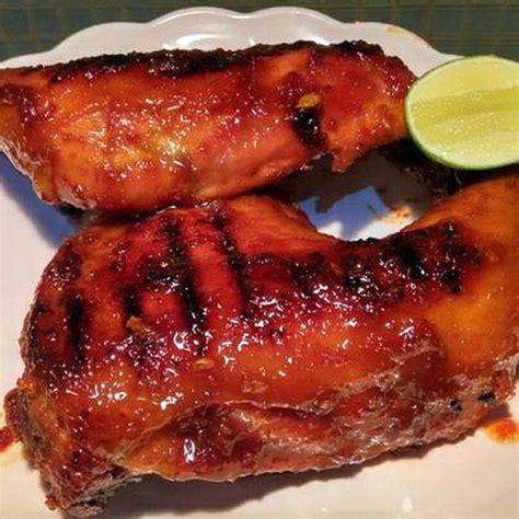 Panggangan Ayam Bakar aneka resep ayam panggang kecap madu bbq simpel cara