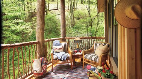 Small Living Room Arrangement porch and patio design inspiration southern living
