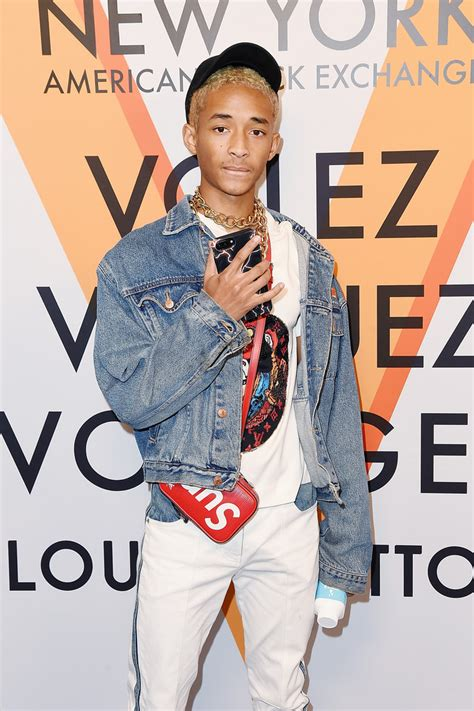 Statements On The Of Smith by Jaden Smith Makes Powerful Statement On Carpet