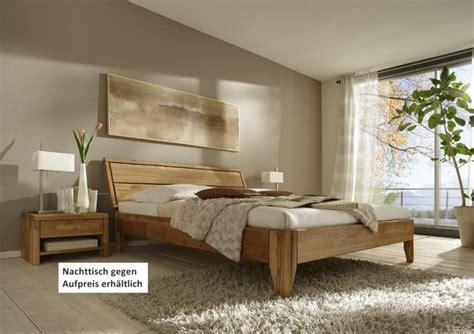 bett mit überlänge schlafzimmer design rustikal