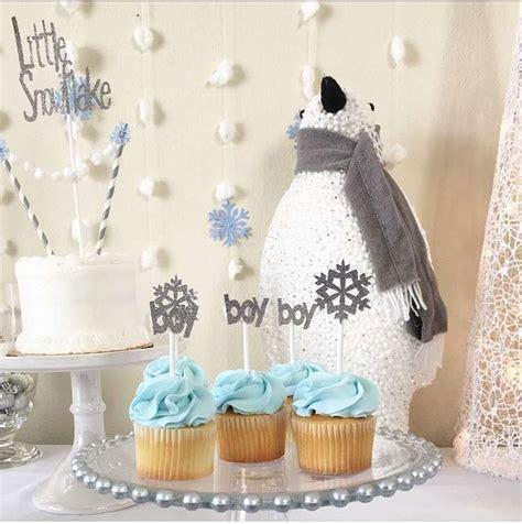 Winter Baby Shower Centerpieces by Best 25 Winter Baby Shower Decor Ideas On