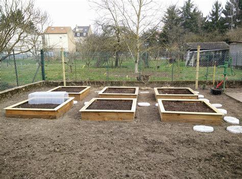 un point sur l avancement des travaux au jardin potager