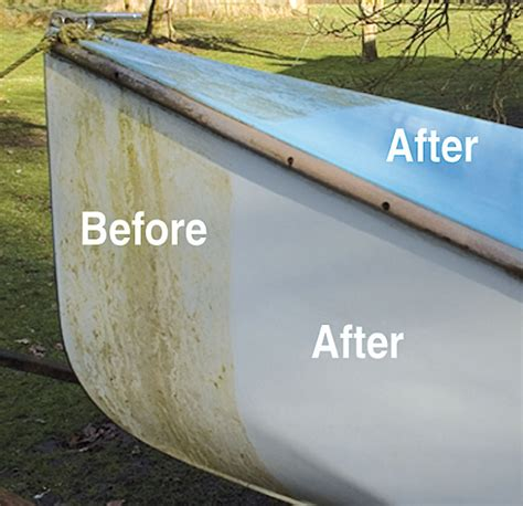 pre paint boat cleaner fibreglass gelcoat wood metal