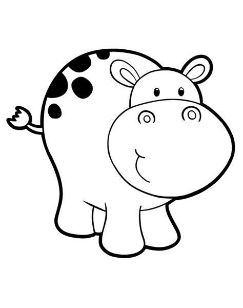 cute zoo coloring pages cute zoo animal coloring pages printable coloring4free