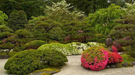 portland japanese garden portland oregon attraction