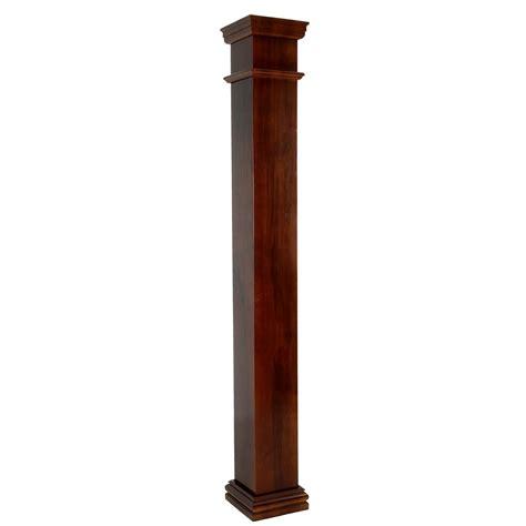 decorative deck columns porch column covers split