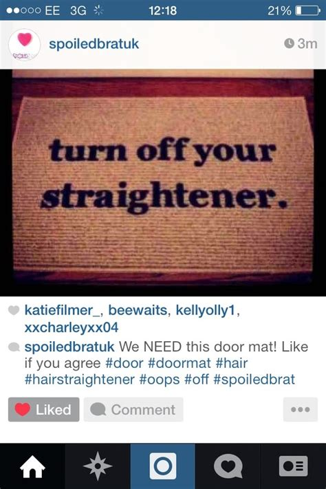 turn your straightener rug turn your straightener door mat area rug by bethereinfive