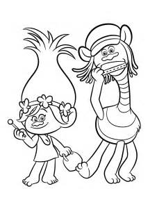 trolls coloring pages that are printable fun coloring pages