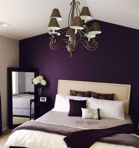 painted bedrooms purple vintage bedroom with purple walls painted