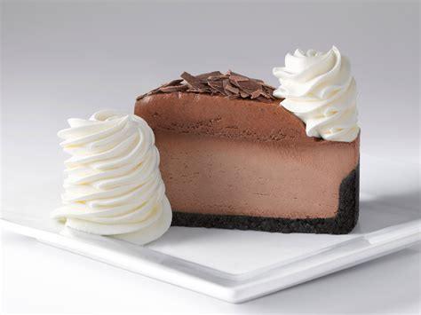 chocolate mousse cheesecake  cheesecake factory