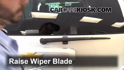 cost to replace wiper motor how to replace a windshield wiper blade motor in a chevy