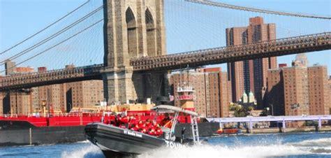 boat tour around new york city a run around the city with new york media boat workboat