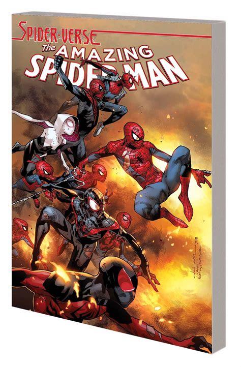 קומיקס וירקות amazing spider tp vol 03 spider verse