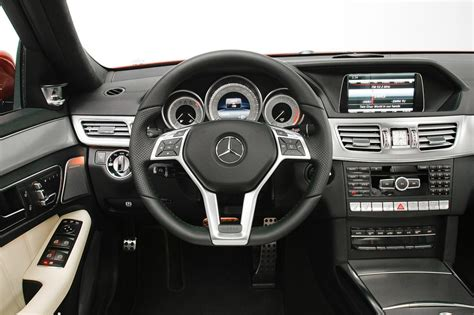 2013 Mercedes E350 Interior by 2013 Mercedes E Class Facelift Interior Steering Wheel