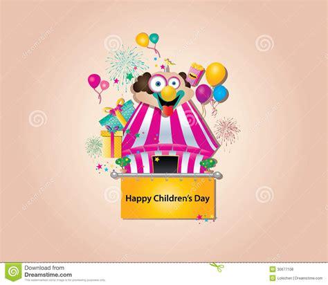 s day length happy children s day stock illustration illustration of