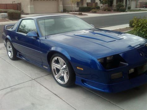 new paint new paint on 92 z28 third generation f message