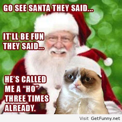 Cute Christmas Meme - funny santa joke funny pictures funny quotes image