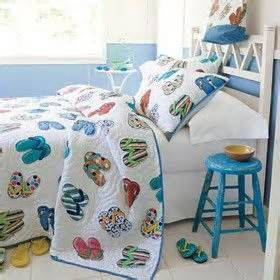 flip flop comforter set 230 best images about flip flop kinda girl on
