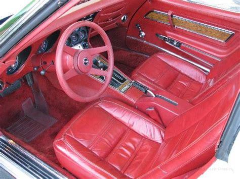 1976 corvette stingray interior img 6701