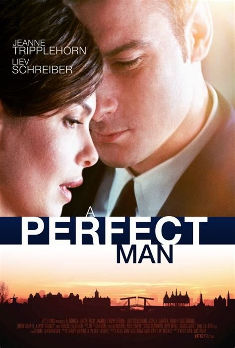 Perfect Man 2013 A Perfect Man Movie Poster 1 Of 2 Imp Awards