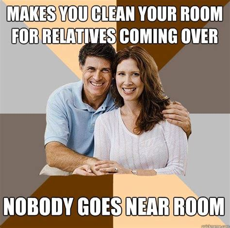 Parents Meme - scumbag parents know your meme
