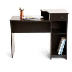 Mainstays Corner Computer Desk Mainstays Student Desk Finishes Walmart