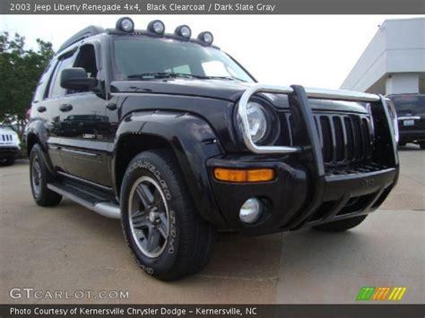 black jeep liberty 2003 2003 jeep liberty renegade black car interior design