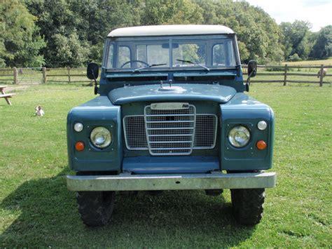 land rover series 3 109 land rover series 3 109 up 2 5 diesel ebay