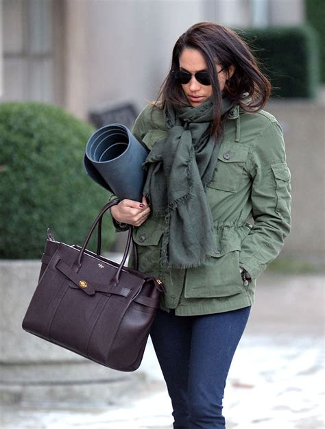 Meghan Markle Toronto by Celebs Mix It Up With Bags From Mansur Gavriel Mulberry