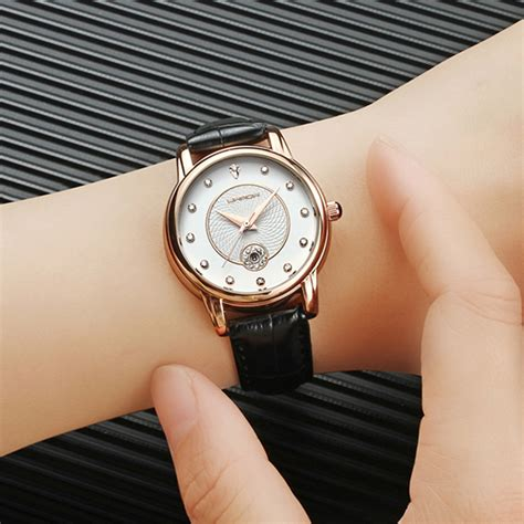 Jam Tangan Wanita Bum Equipment sanda jam tangan analog wanita sd p198 jakartanotebook