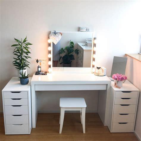 diy vanity desk my diy dressing table and vanity mirror baker