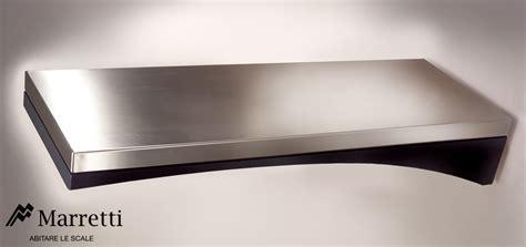 ala di gabbiano scale a sbalzo marretti ad ali di gabbiano
