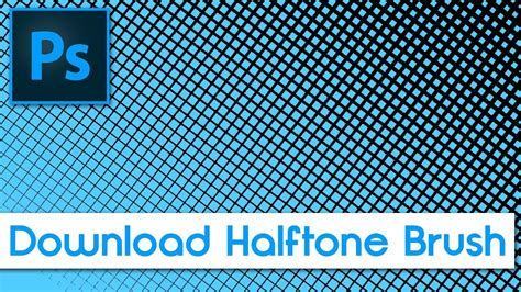 download halftone pattern photoshop download photoshop halftones brush youtube