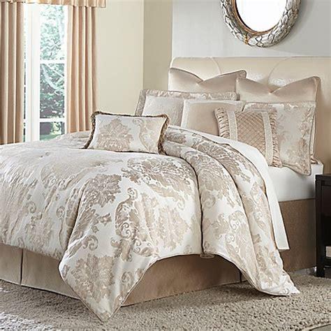 michael amini comforter michael amini 174 marbella 4 piece comforter set bed bath
