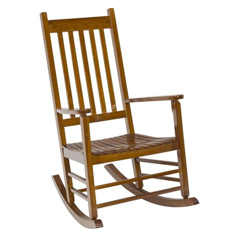 rocker bench bradley white slat patio rocking chair 200sw rta the