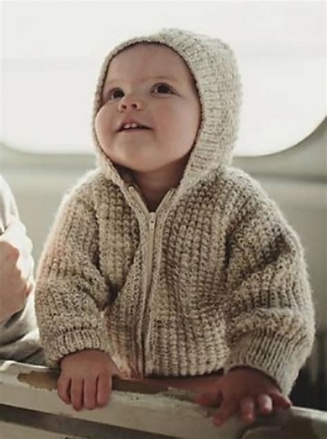 baby hoodie knitting pattern one hoodie knitting patterns in the loop knitting