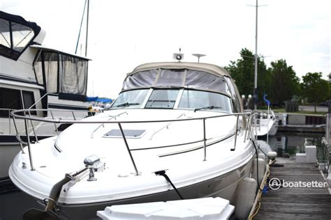 renting boats in chicago lake michigan rent a sea ray boats 360 sundancer in chicago il on boatbound