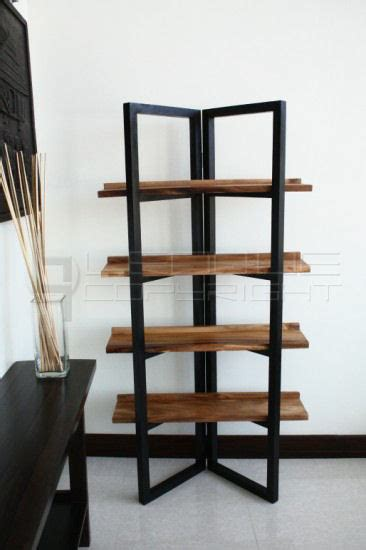 How To Make A Display Shelf by Emie 2 Color 4 Layer Folding Shelves Space Divider