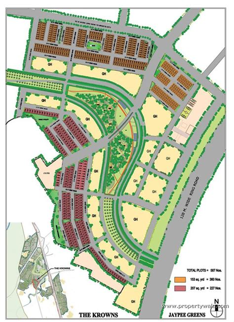 layout plan of land jaypee greens the krowns jaypee greens sports city