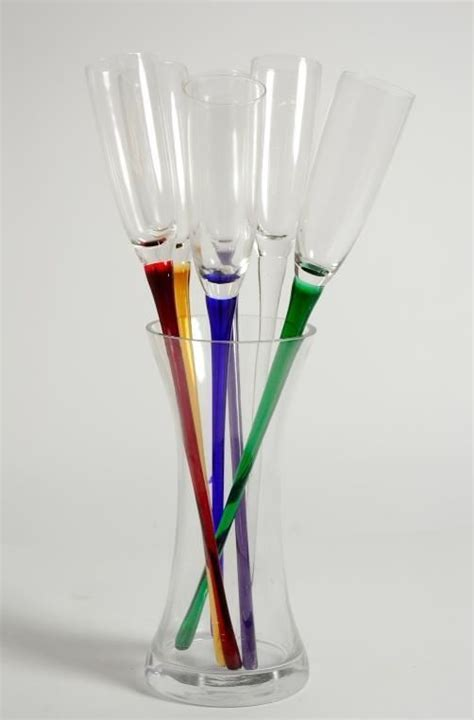 Next Chagne Flutes In Vase by Colored Flutes 28 Images 25 Best Ideas About Flutes On