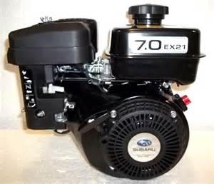 Subaru Ex21 Robin Subaru Horizontal Engine 7 Hp Ex21 Ohc 3 4 Quot X 5 16
