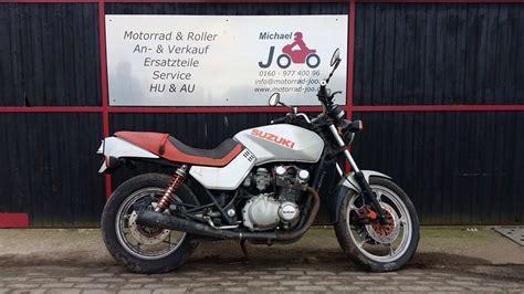 Motorrad Ankauf Suzuki by Suzuki Gs 650 Katana Wird Geschlachtet Motorrad Joo