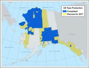 the national map alaska mapping initiative
