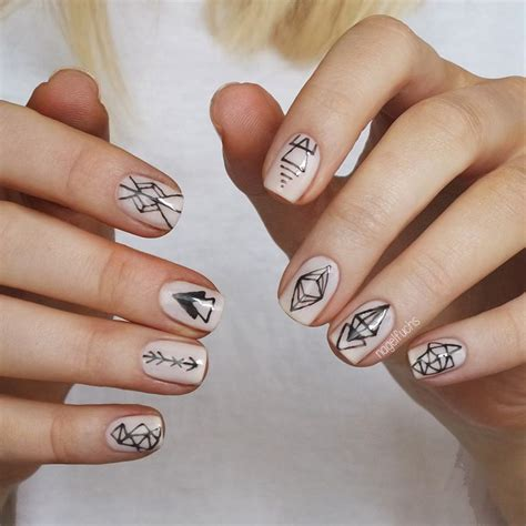 tattooed fingernails 3965 best cool nails images on nail