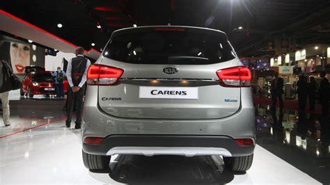 Hamilton Kia Motors Kia Carens Facelift Arrives In With Minor Changes